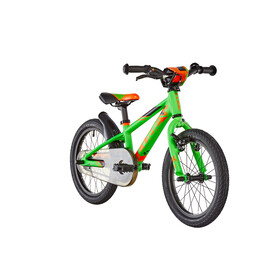 Cube Kid 160 Flashgreen'n'Orange